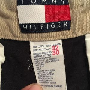 Tommy Hilfiger Pants - Tommy Hilfiger Navy Mens Dress Casual Pants 32x30